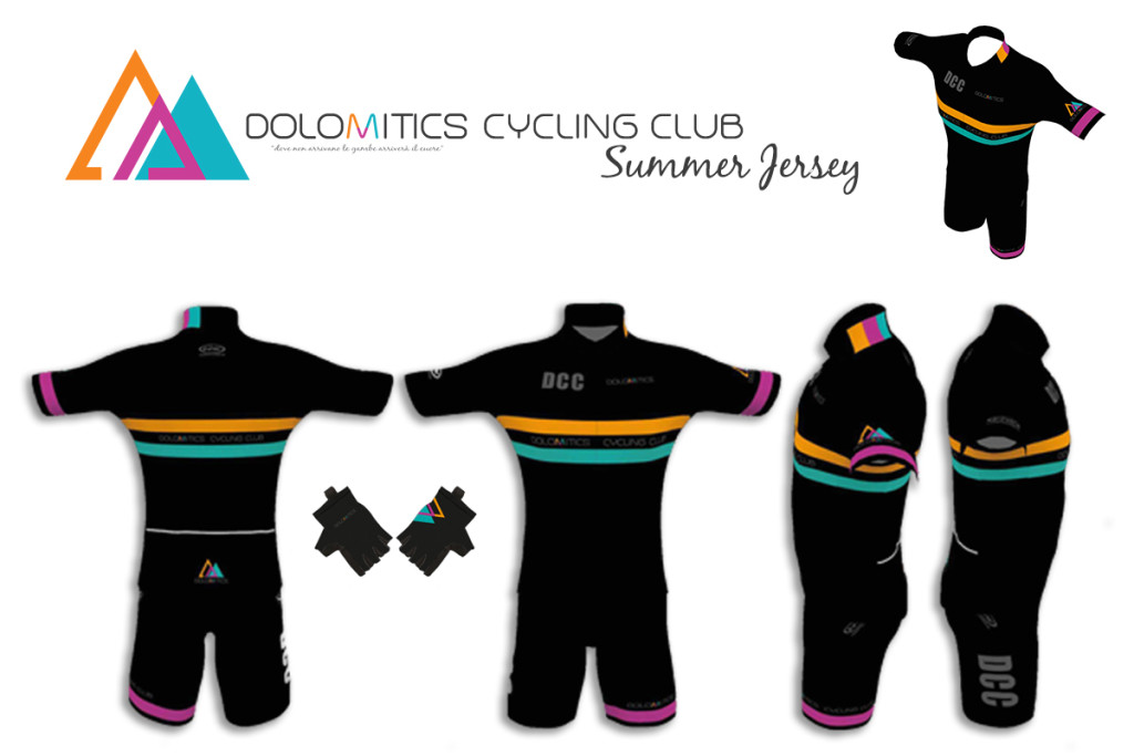 DOLOMITICS Completo bike